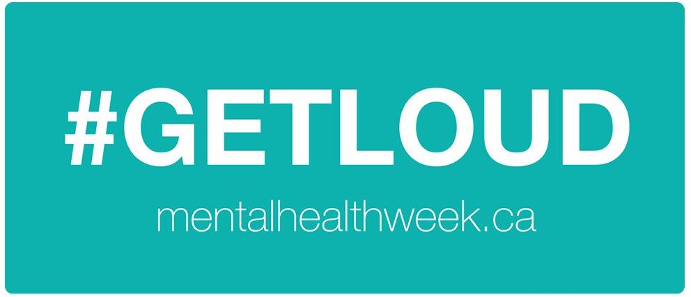Image result for when is mental health week in canada